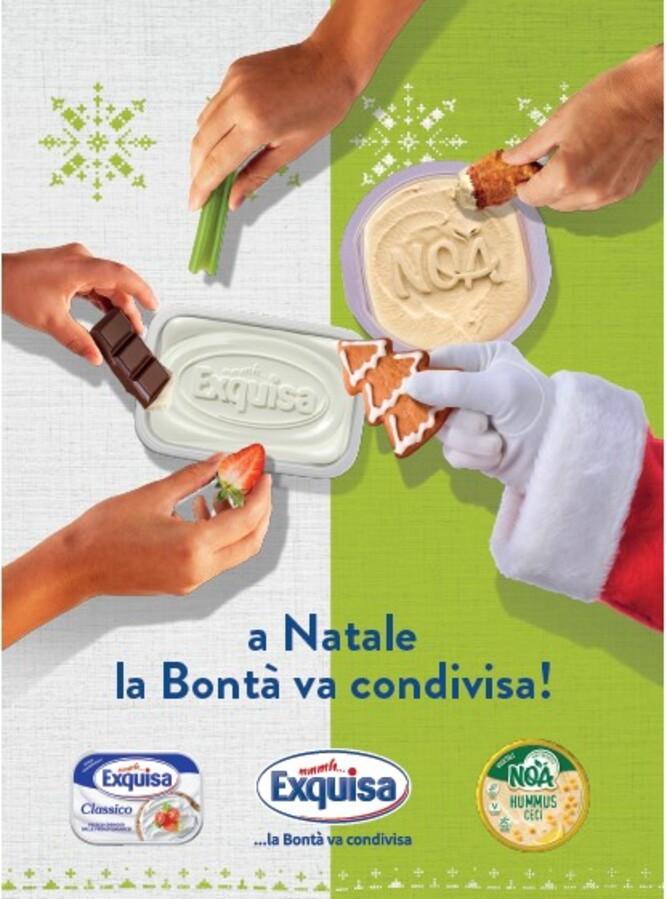 Exquisa sponsor dei Mercatini di Natale di Bolzano e campagna adv a supporto - Food Affairs