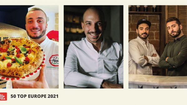 50 Migliori Pizzerie d'Europa