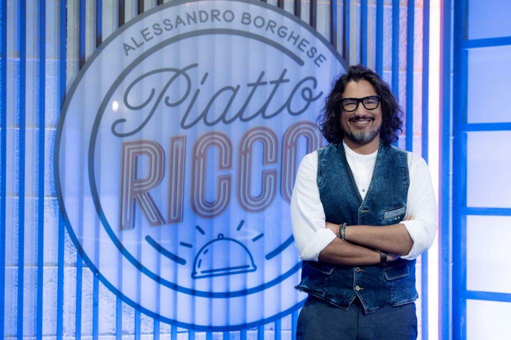 Alessandro Borghese in Piatto Ricco