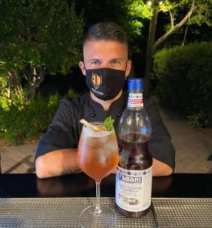 SBritz re-inventa l'aperitivo italiano e va in tour con Bruno Vanzan con Emergenza Aperitivo il drink firmato Fabbri1905