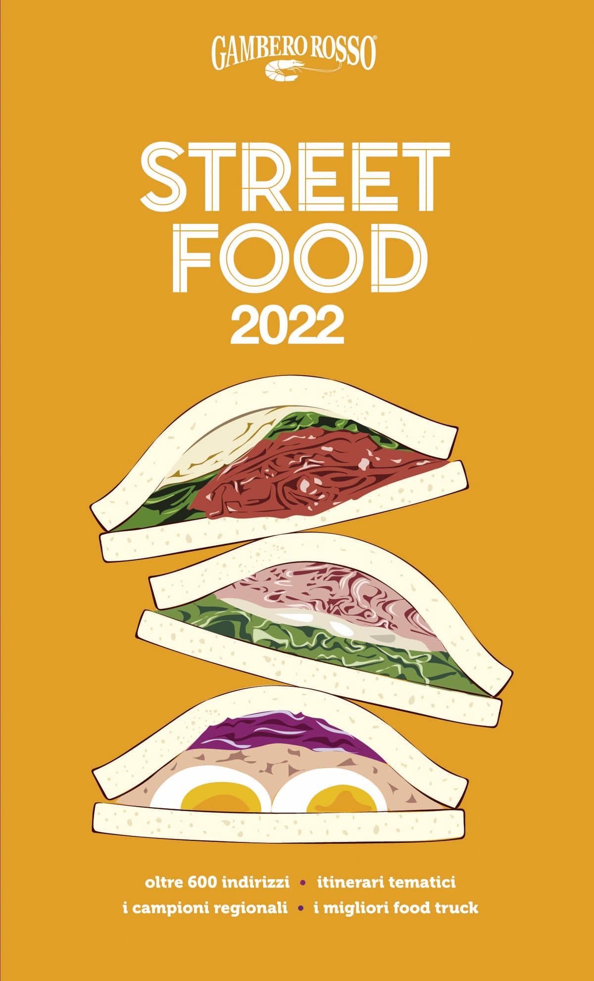 Gambero Rosso guida street food 2022