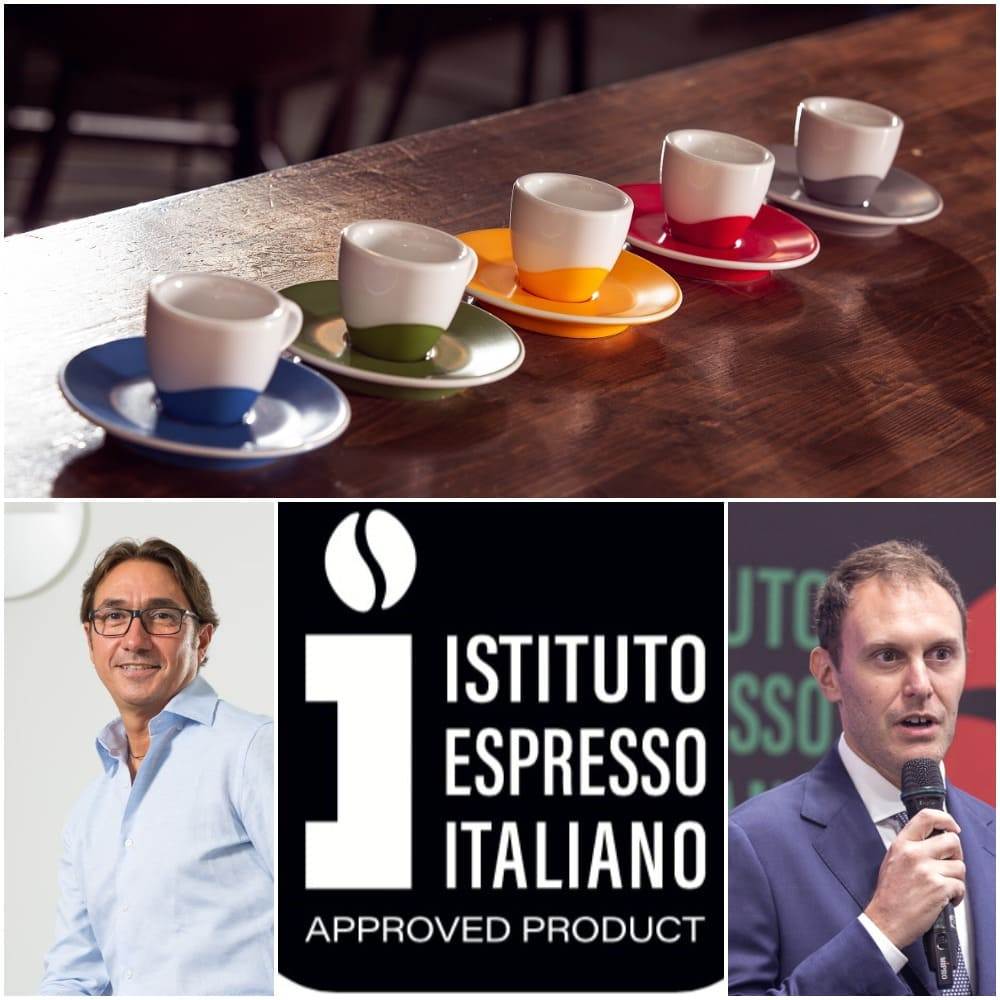 Istituto Espresso Italiano approva i nuovi modelli di tazze club house