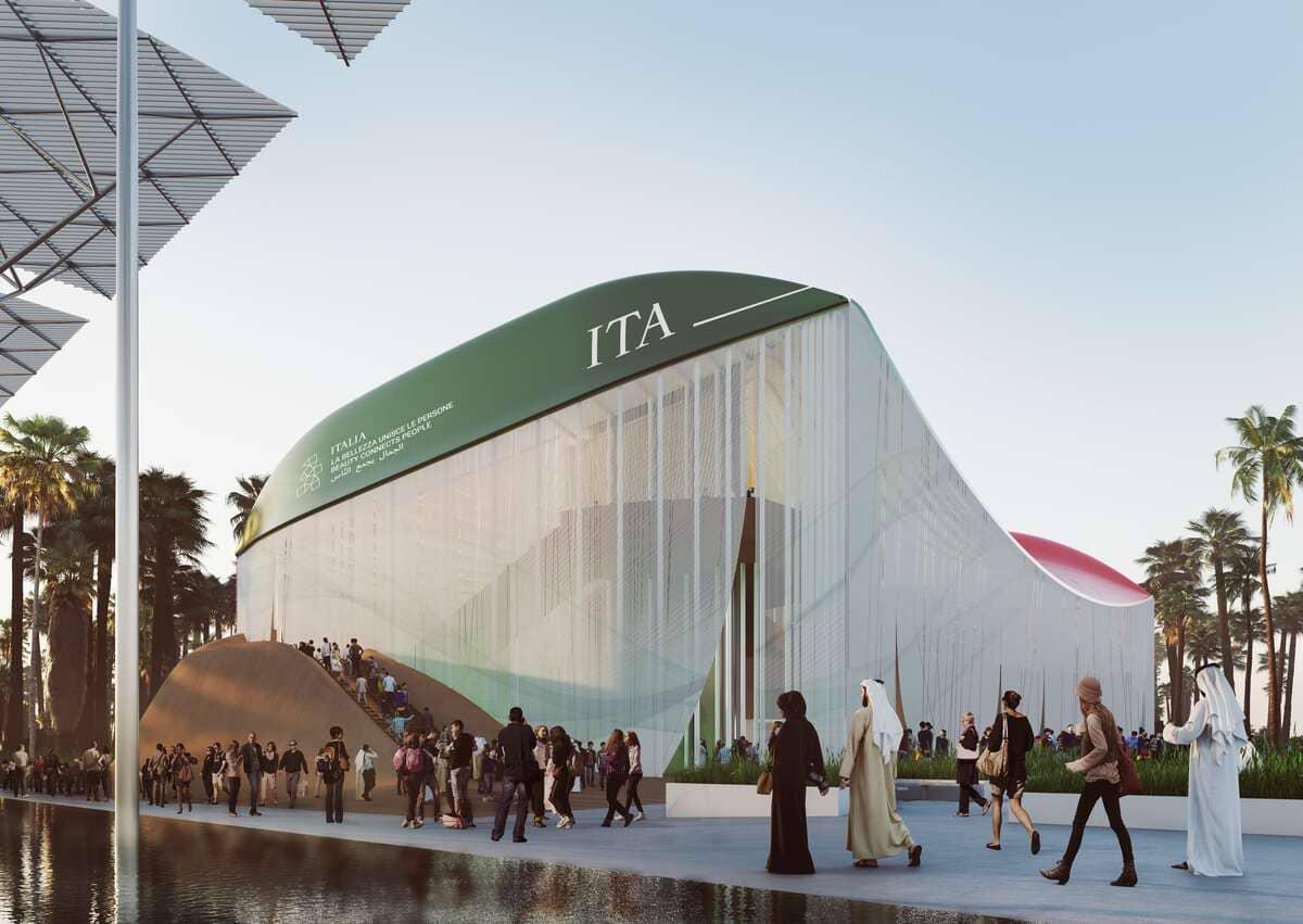Padiglione Italia a Expo 2020 Dubai