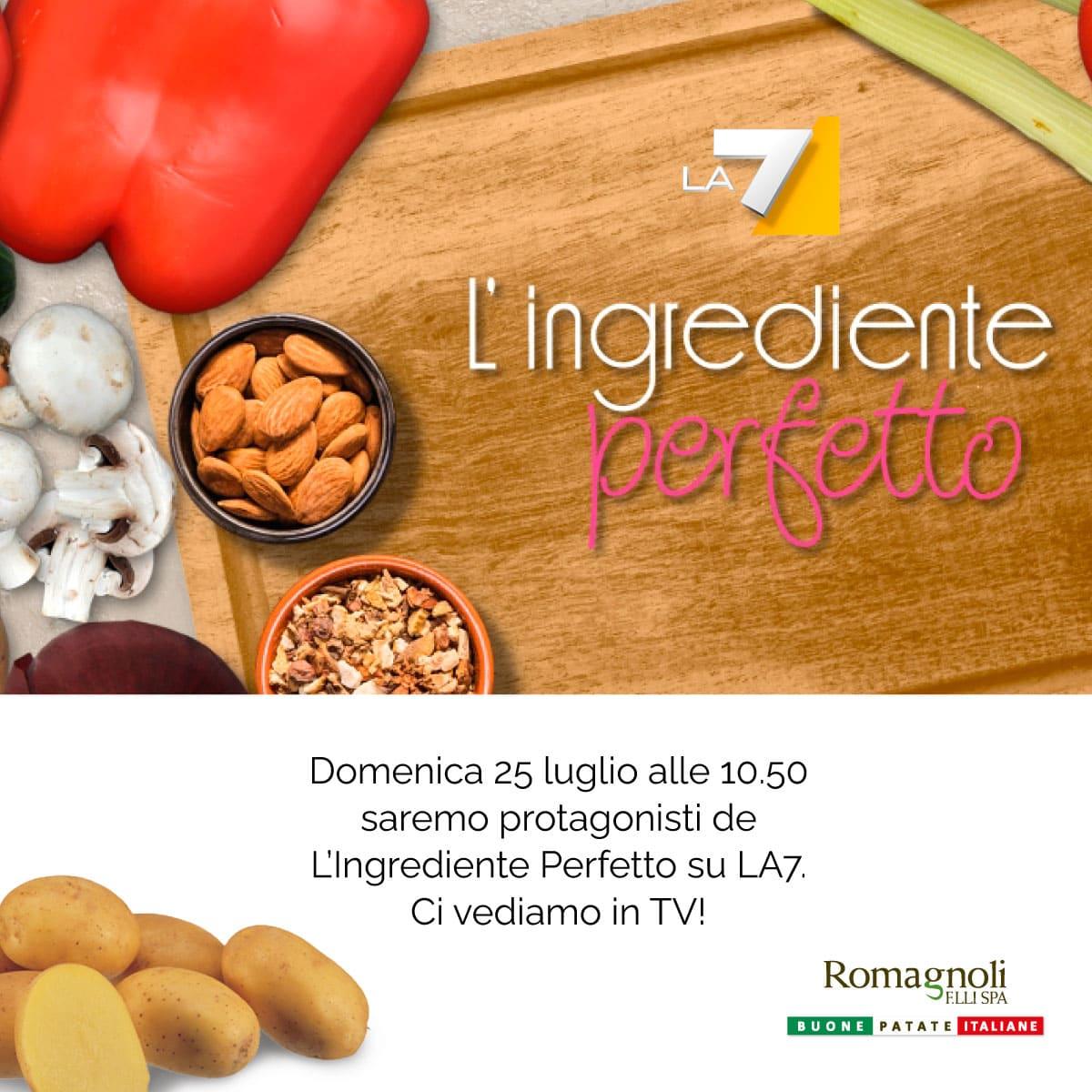 Romagnoli L'Ingrediente Perfetto
