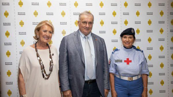 SORELLA LORELLA FORELLI_ PRESIDENTE CTGP RENATO ZAGHINI_ SORELLA EMILIA SCARCELLA