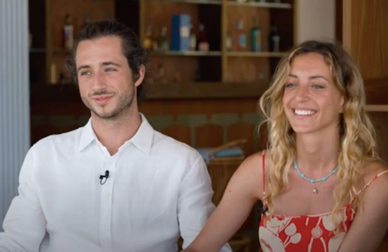 Stefano Bizzarri e Allegra Tirotti Romanoff