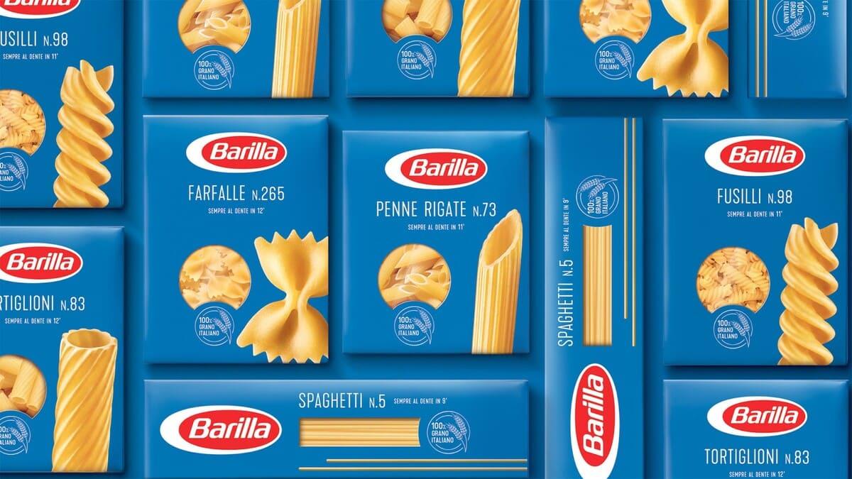 Tutte le confezioni di Barilla, entro i prossimi mesi, saranno progettate per essere riciclabili