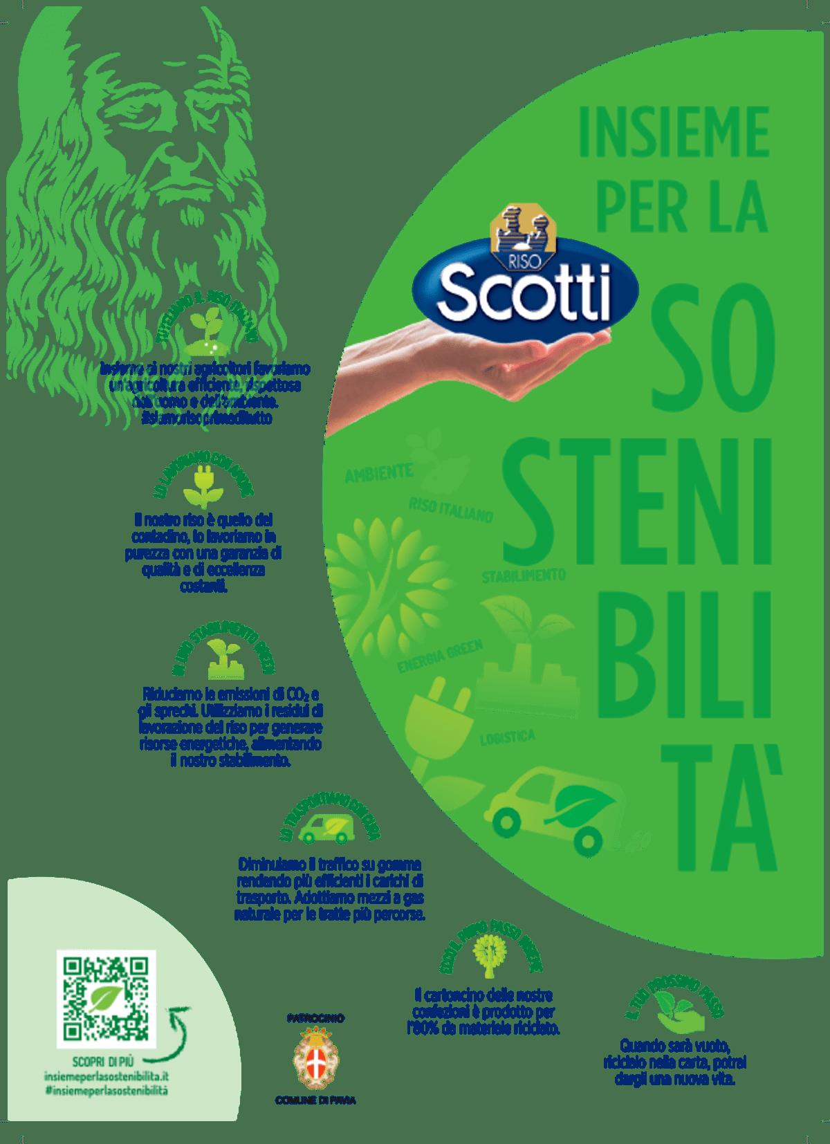 riso scotti manifesto green