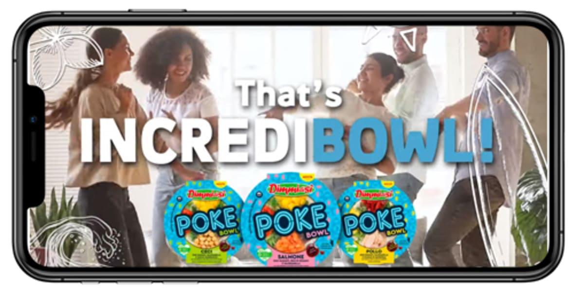 poke bowl dimmidisì