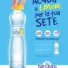 Acqua Sant'Anna torna in campagna con Fruity Touch