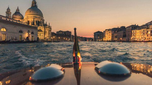 Bellussi a Venezia