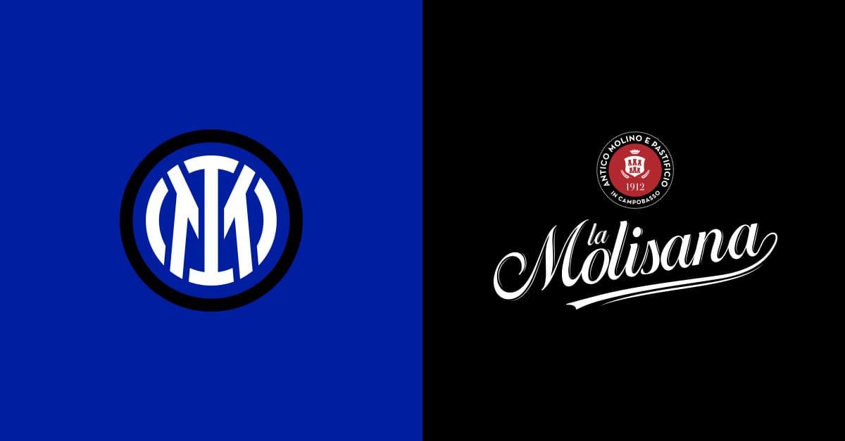 La Molisana partner di Inter