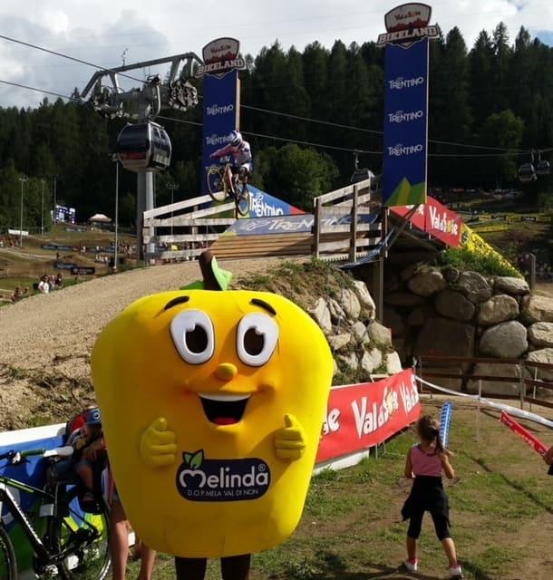 Melinda sponsor Mountain Bike Uci-Mtb