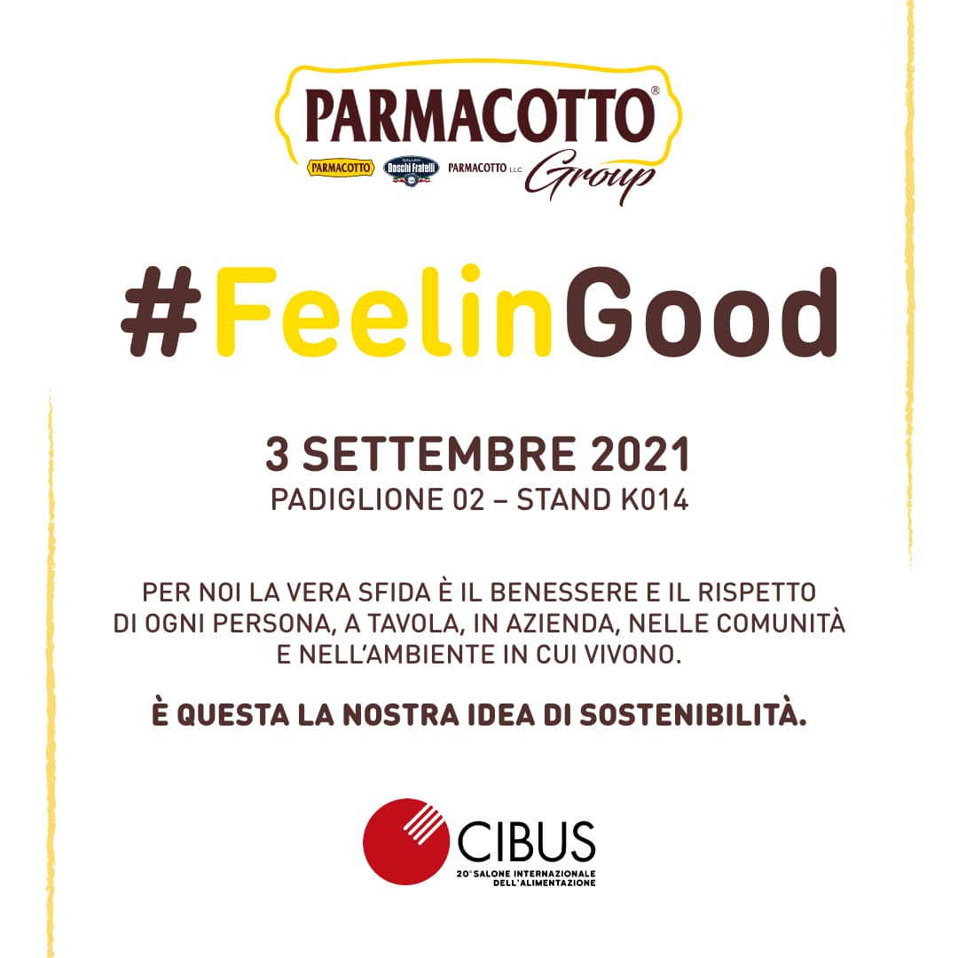 Parmacotto #FeelinGood