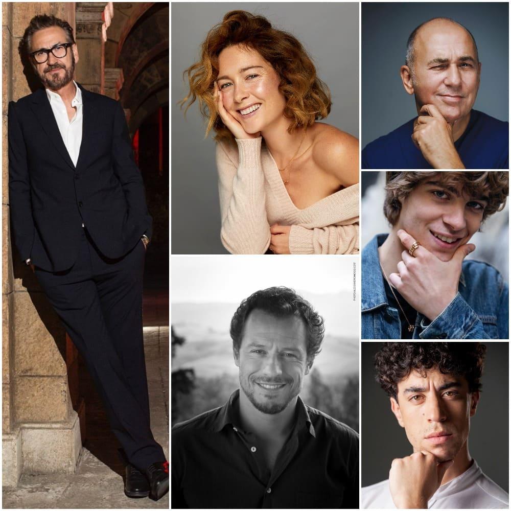 Stefano Accorsi,Cristiana Capotondi,Eduardo Scarpetta,Ferzan Ozpetek,Lorenzo Zurzolo,Marco Giallini