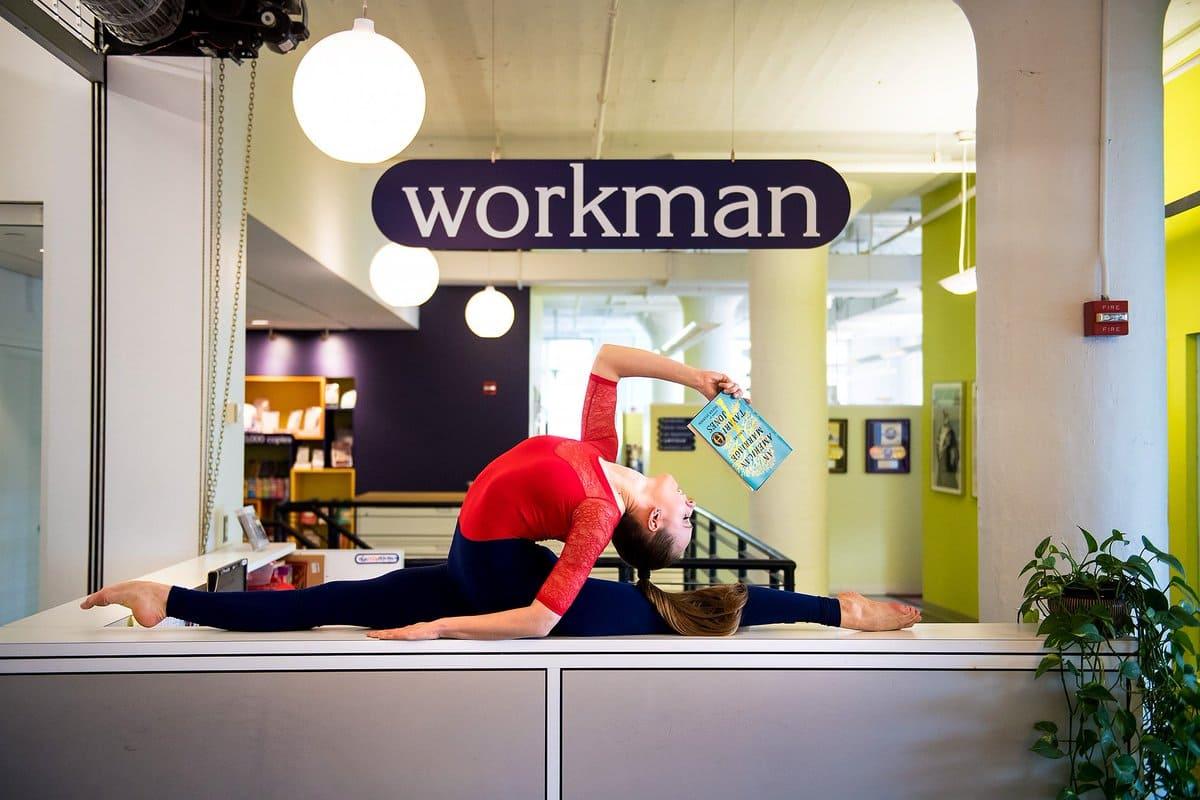 Workman Publishing (foto Twitter)