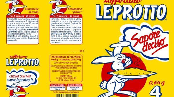 Zafferano Leprotto rinnova il look