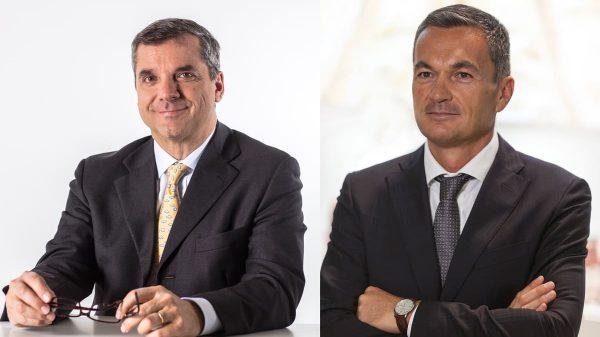 Francesco Conte e Costantino Vaia
