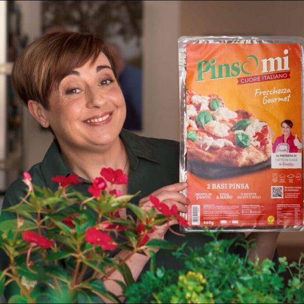 Benedetta Rossi per Pinsami