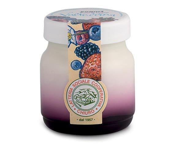 Bofrost uno yogurt della Valtellina