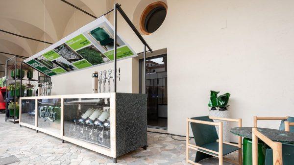 Circular Bar di Carlsberg Italia