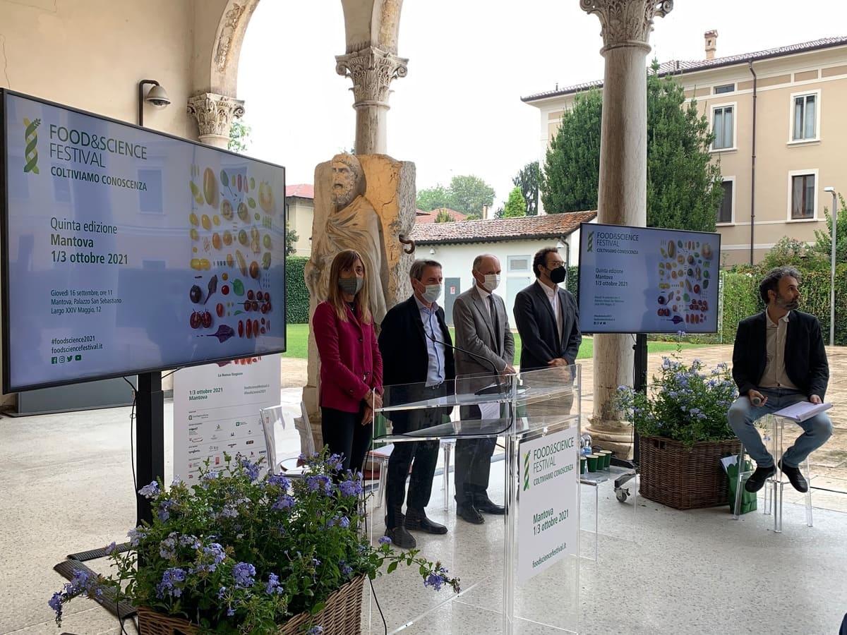 Consorzio Grana Padano main sponsor del Festival Food&Science 2021