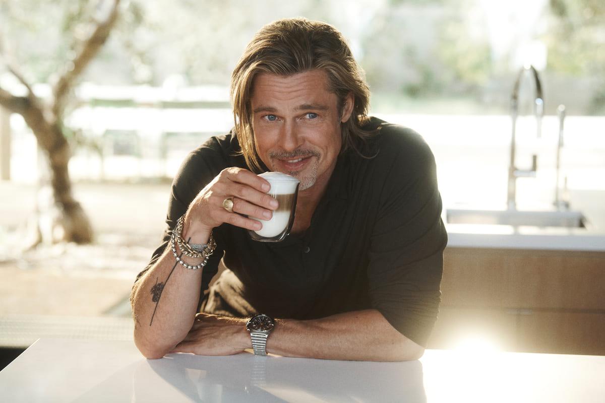 De'Longhi si affida a Brad Pitt