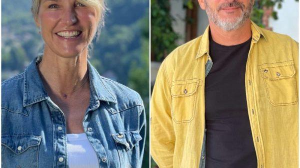 Ellen Hidding e Vincenzo Venuto