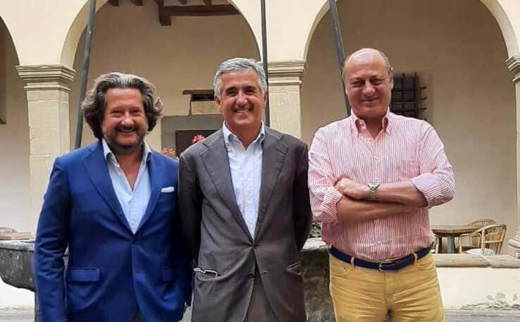 Presidente e Vice Presidenti Consorzio Chianti Classico