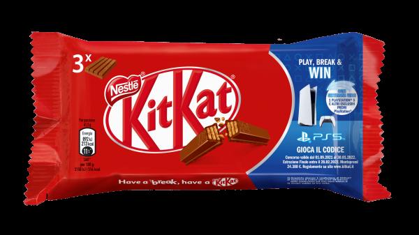 KitKat in partnership con Sony