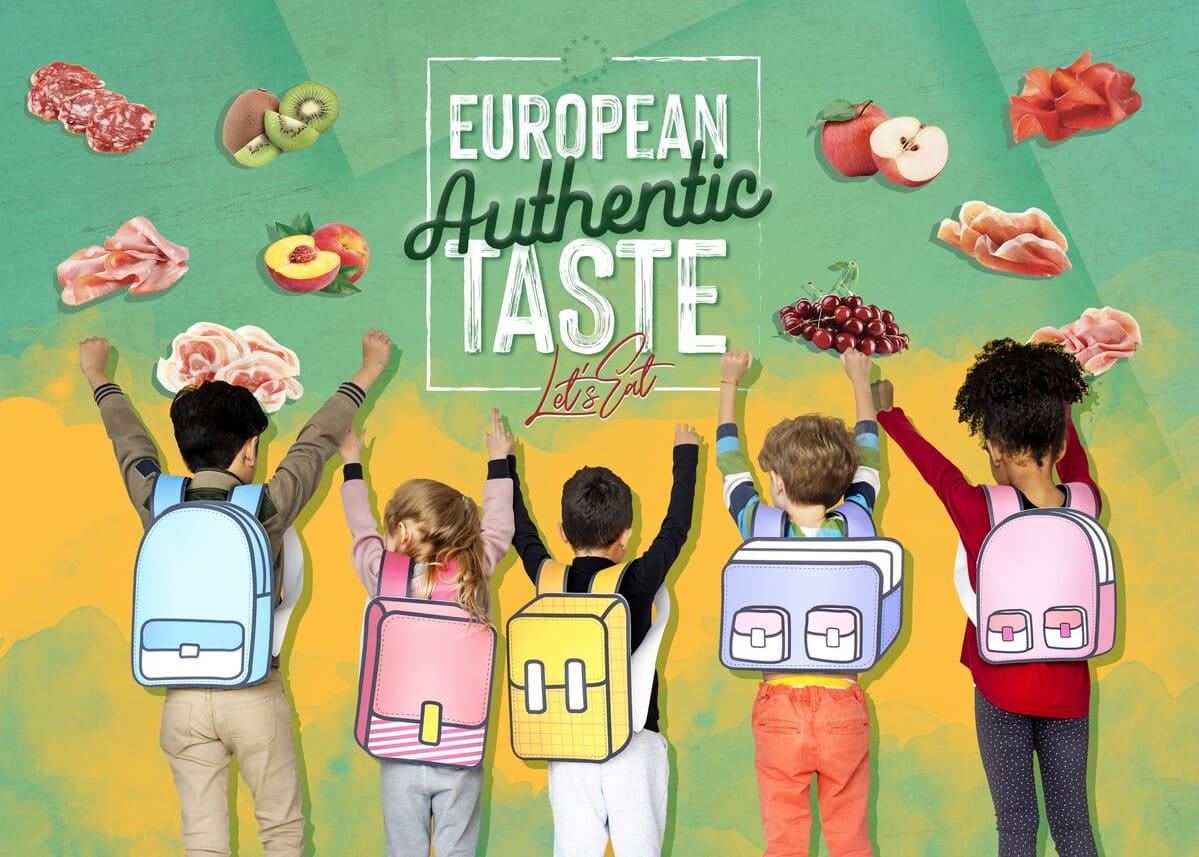 Let's Eat – European Authentic Taste back to school