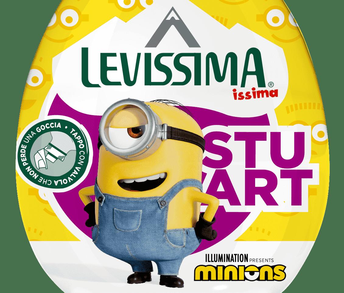 Levissima Issima Minions