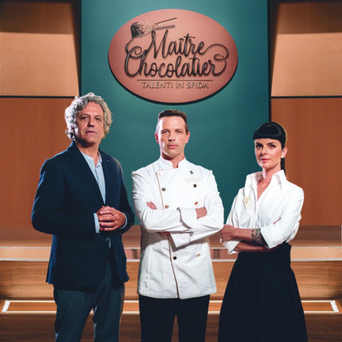 Maître Chocolatier, talenti in sfida