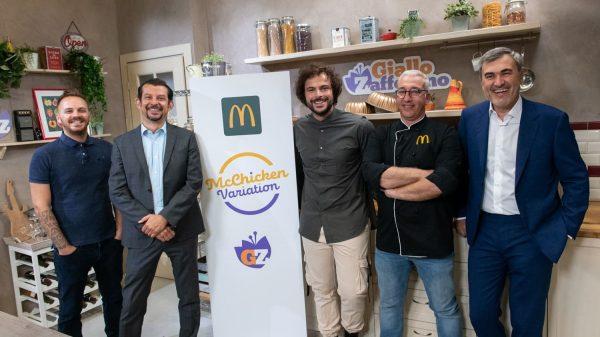 McDonald's e GialloZafferano presentano la terza edizione delle McChicken Variation