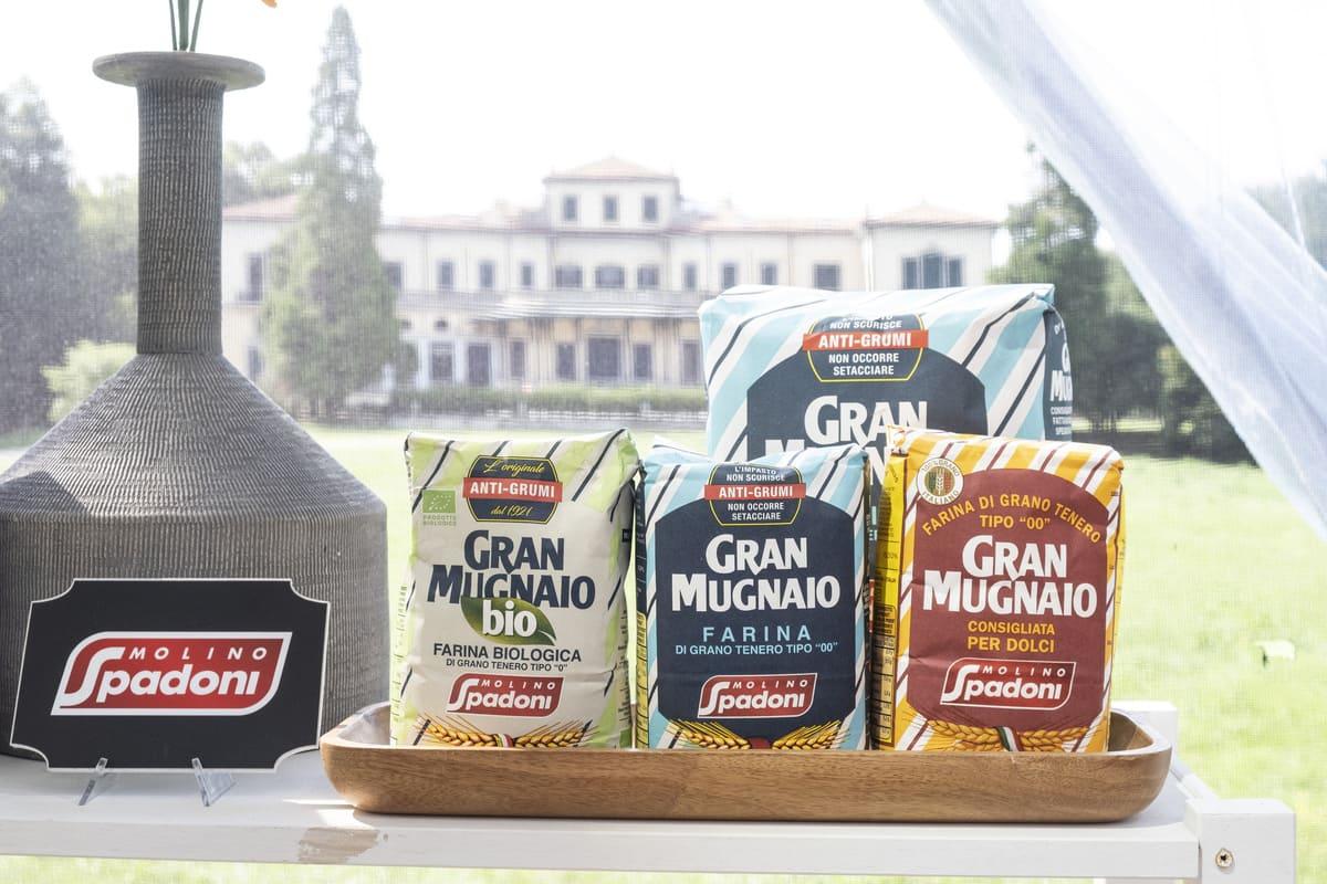 Molino Spadoni a Bake Off Italia