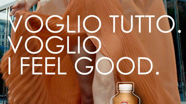 Müller I Feel Good, fate l'amore con il sapore, perché fa bene