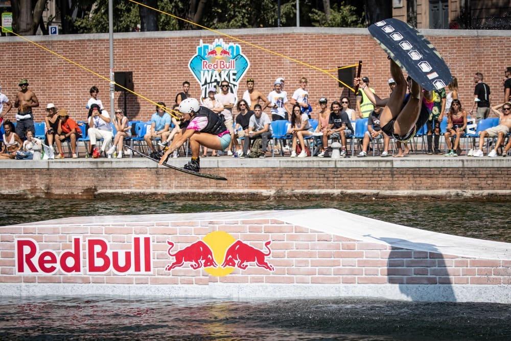 Red Bull Wake the City