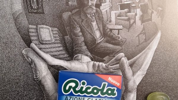 Ricola special partner della prima mostra di Escher