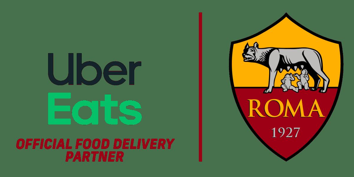 Uber Eats e AS Roma