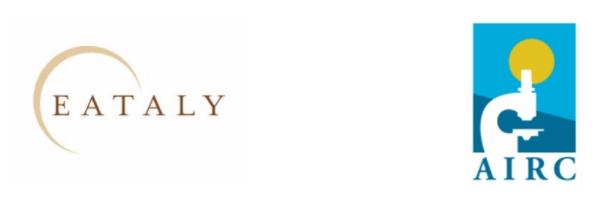 Eataly per Fondazione AIRC