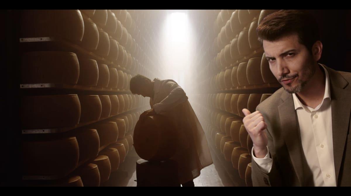 Consorzio Parmigiano Reggiano debutta con una campagna tv in Francia e Germania