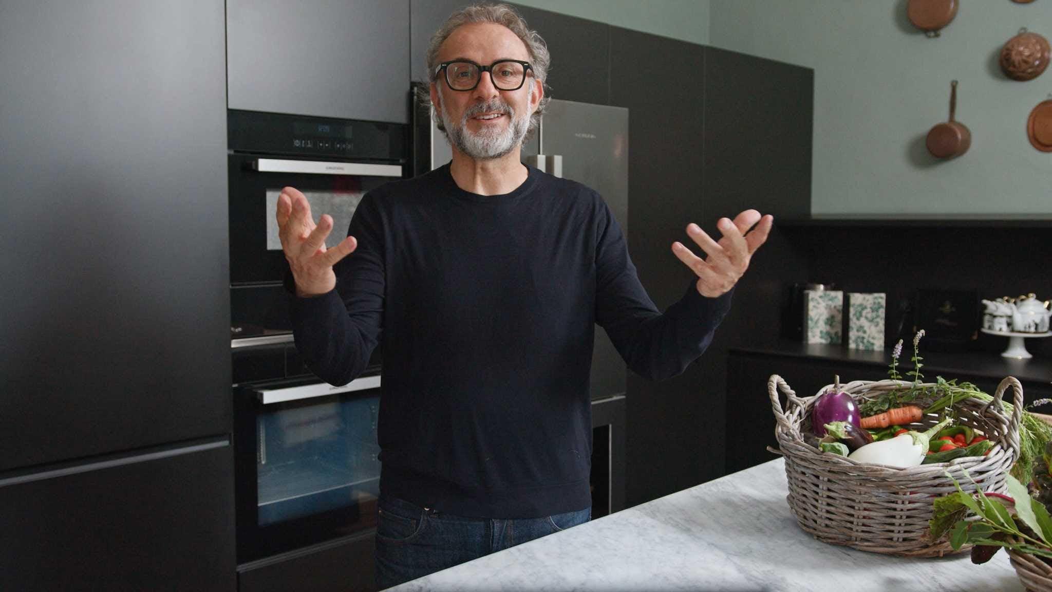 Campagna Grundig con Massimo Bottura contro lo spreco alimentare