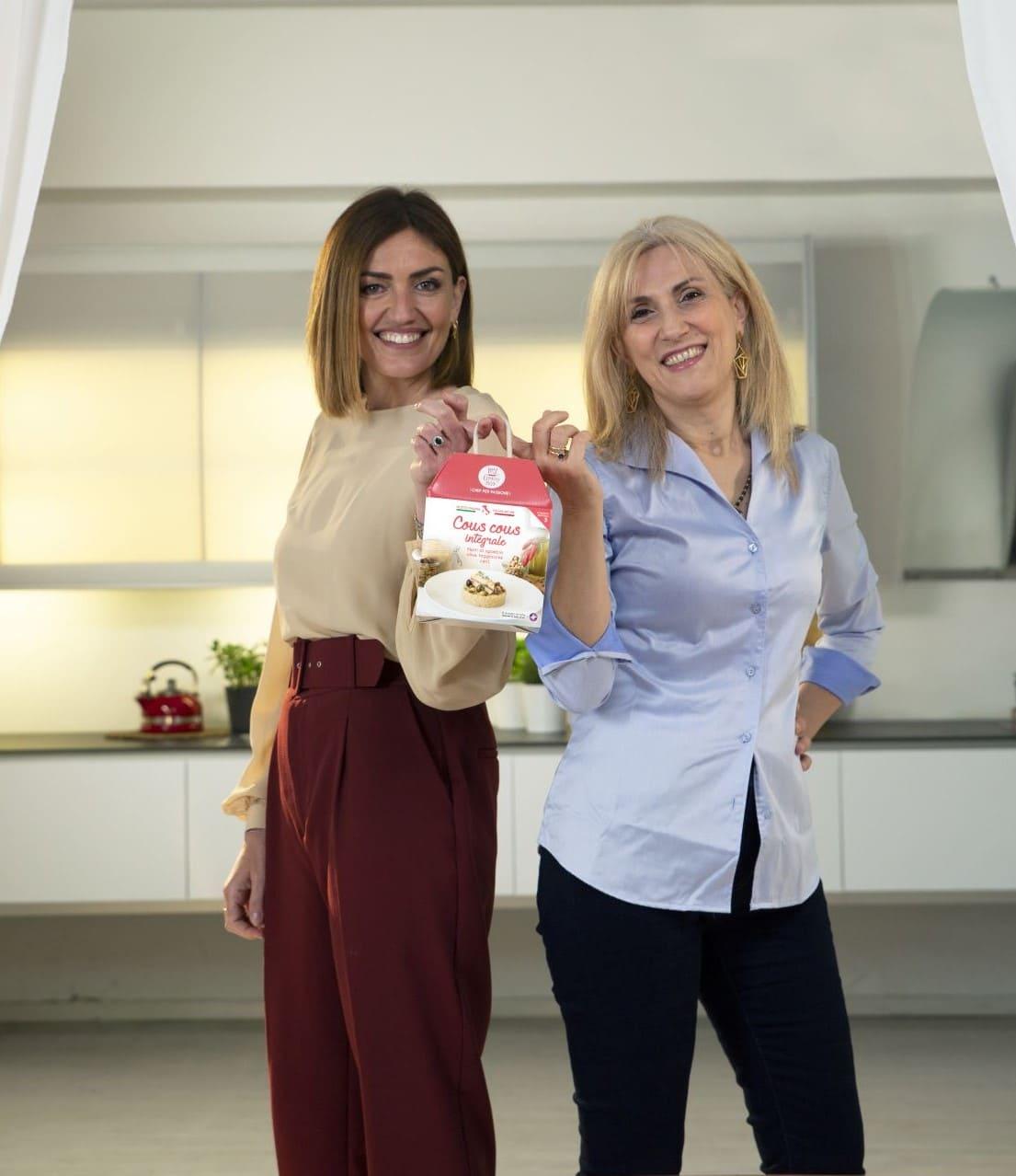 Chiara Maci e Anna Villarini