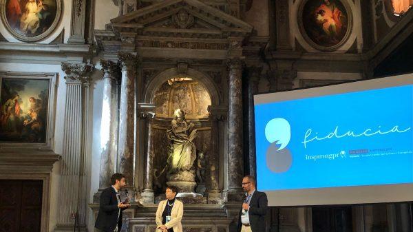 Lavazza vince l'InspiringPR Award