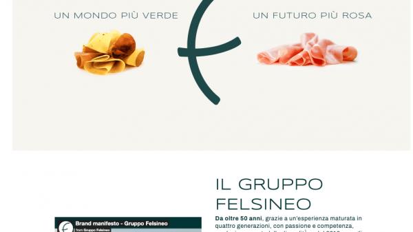 corporate rebranding del Gruppo Felsineo