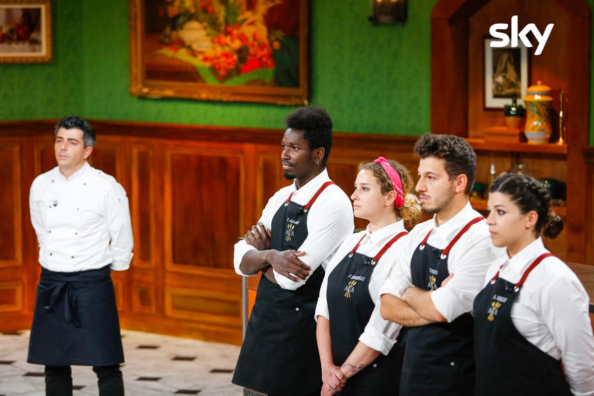 la finale di Antonino Chef Academy